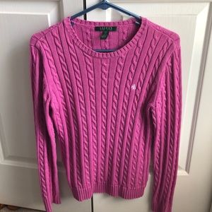 Ralph Lauren Sweater, pink, S